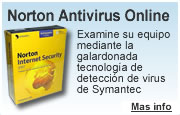 Norton AntiVirus Online software para windows, pc y mac.